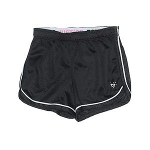 Black Justice Athletic Shorts